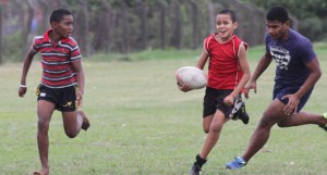 Kids-rugby