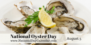 national-oyster-day-august-5