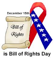 Bill of rights date