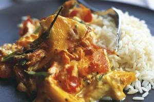 Mango-yogurt-curry
