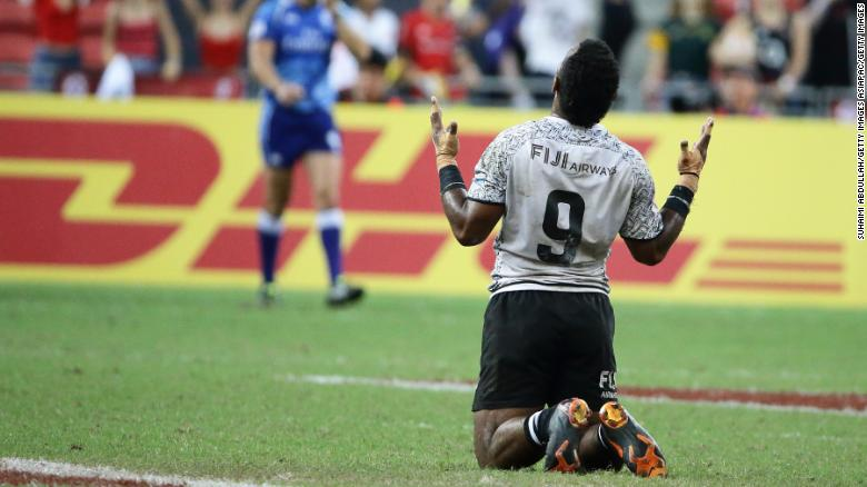 31afec41b1 Our Fiji 7s Men Have Their Eyes On The Prize - Mix FM